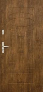Drzwi antywłamaniowe POL SKONE RC3 04