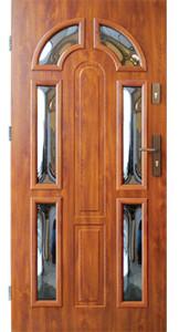 Drzwi stalowe Wikęd 01