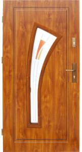 Drzwi stalowe Wikęd 04
