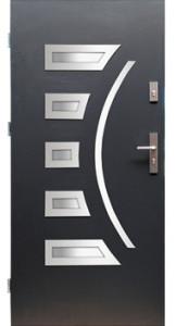 Drzwi stalowe Wikęd 05
