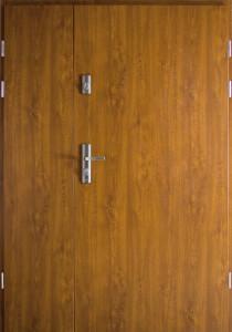 Drzwi Porta ROMA Standard wewnątrzklatkowe dwuskrzydłowe