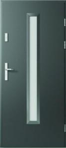 Drzwi Porta Roma Premium 1 Antracyt