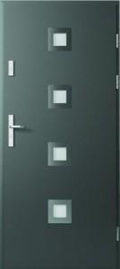 Drzwi Porta Roma Premium 2 Antracyt