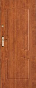 Drzwi wejściowe DRE SOLID 01