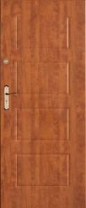 Drzwi wejściowe DRE SOLID 02