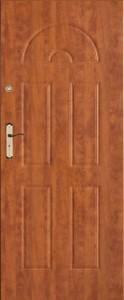 Drzwi wejściowe DRE SOLID 07