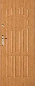 Drzwi wejściowe DRE SOLID 09
