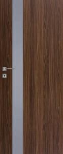 Drzwi DRE Vetro D1 grafitowe
