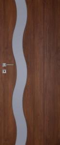 Drzwi DRE Vetro F1 grafitowe