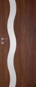 Drzwi DRE Vetro F1 matowe