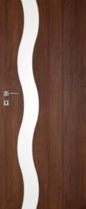 Drzwi DRE Vetro F1 przeźroczyste