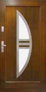 Drzwi Pol Skone Elegant Inox W2