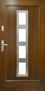 Drzwi Pol Skone Elegant Inox W4
