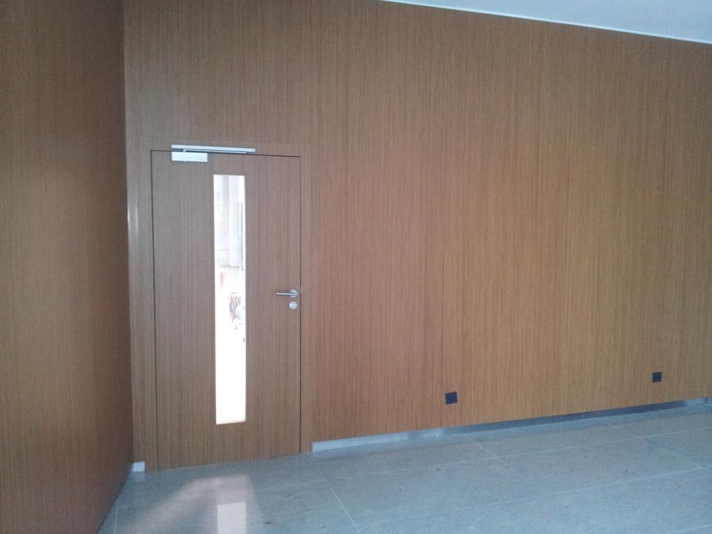 Centrum Biurowe Gdansk Montaz Drzwi Wewnetrznych Stalrem
