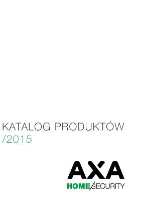 AXA Stenman Katalog