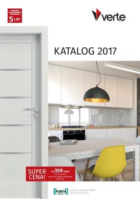 Drzwi Verte Katalog