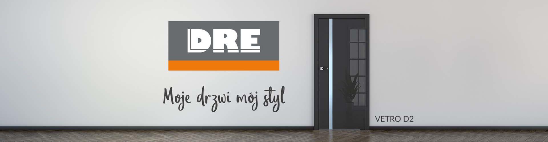 Drzwi DRE Vetro