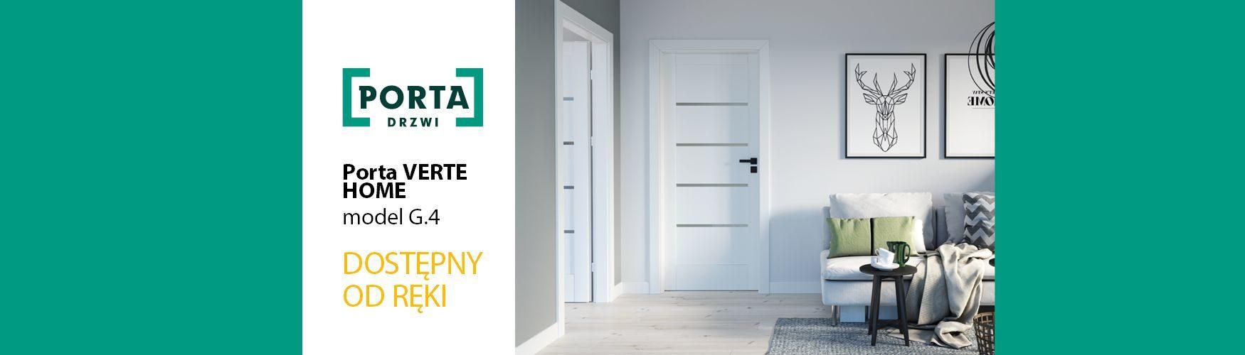 Porta Verte Home dostępne od ręki Slide